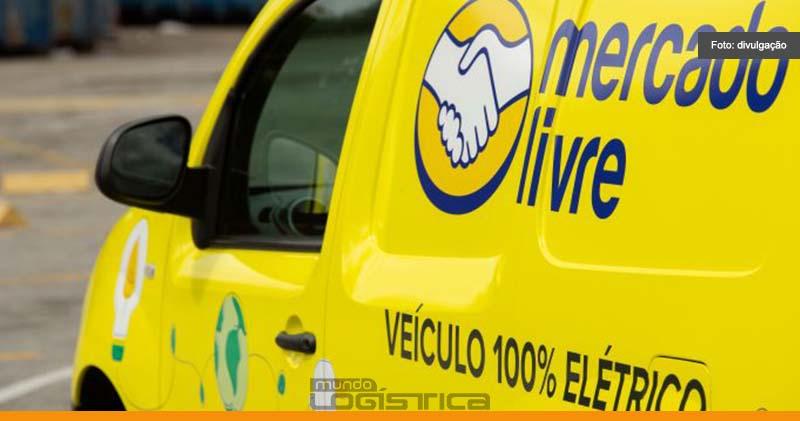veiculo eletrico do mercado livre - Mercado Livre incorpora 50 carros elétricos à sua frota