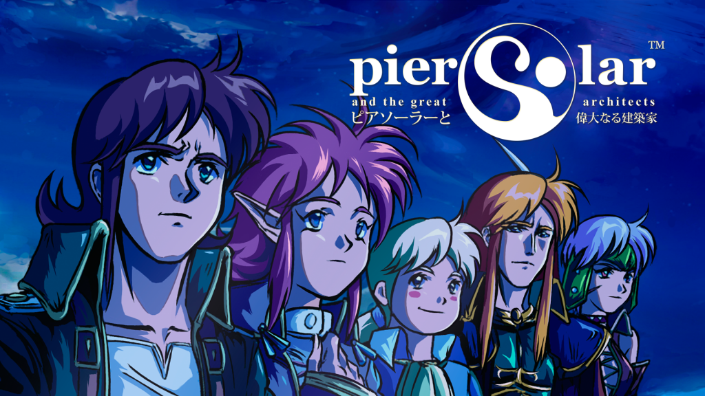 """piersolar 1024x576 - Conheça o RPG indie """"Pier Solar"""" que ganhou vida no Mega Drive"""