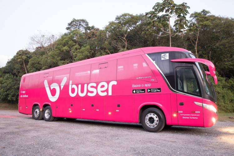 buser - Buser o App que revolucionou viagens de Ônibus.