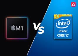 indice - Intel diz que Apple M1 é mais lento que Core i7, mas não convence